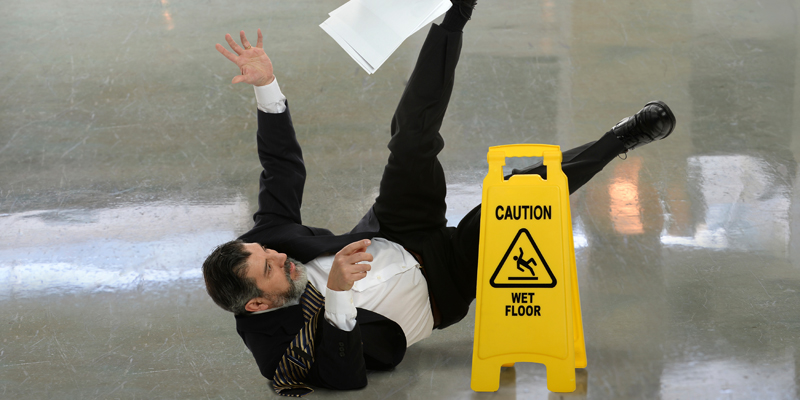 Slip & Fall Accident